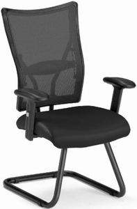 OFM Mesh Side Chair [595-L]