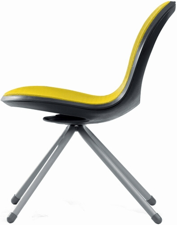 OFM NET Series Mesh Reception Chair [N202]