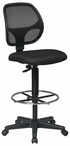 OSP Screen Back Mesh Drafting Chair [DC2990]