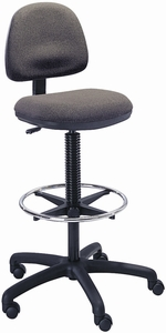 Safco Precision Extended Height Drafting Chair [3401]