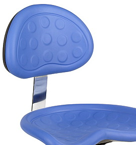 Safco SitStar Adjustable Tractor Seat Stool [6660]