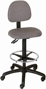 Safco Trenton Extended Height Drafting Chair 3420
