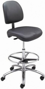 Safco True Comfort Gel Drafting Stool [6748]