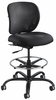 Safco Vue 24/7 Heavy Duty Drafting Stool 3394BL