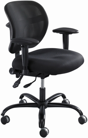 Safco Vue™ Mesh Back Big and Tall Office Chair [3397]