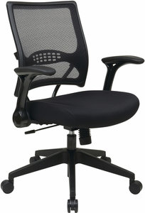 Space Seating® 2-to-1 Synchro Tilt AirGrid® Managers Chair [67-37N1G5]