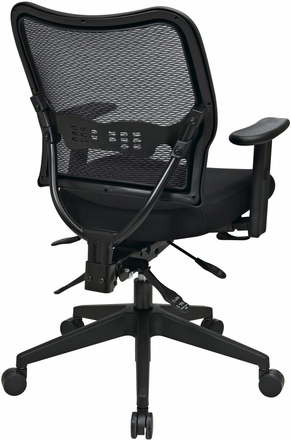 Space Seating® Deluxe Chair with AirGrid® Back and Mesh Seat [13-37N9WA]