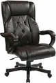 Inspired by Bassett Traditional Eco Leather Executive Chair [BP-CHTX]