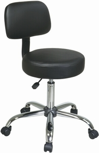 Vinyl Value Office Stool [ST235V]