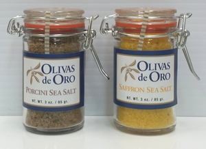 Exotic Sea Salts