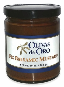 Fig Balsamic Mustard