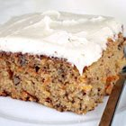 Mandarin Orange Carrot Cake