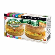 Egg & Cheese with Veggie VitaSandwich (24 Pack)*