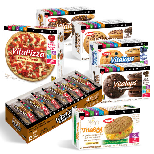 Free VitaPizza Pick Your Own Bundle Pack*
