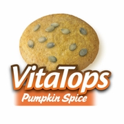 Pumpkin Spice VitaTops (12 Muffin Tops)*