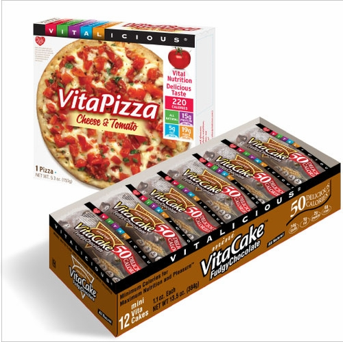 VitaPizza & mini VitaCake Bundle #1