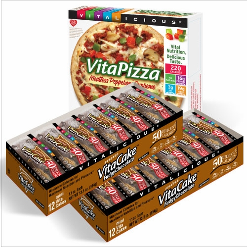 VitaPizza & mini VitaCake Bundle #5
