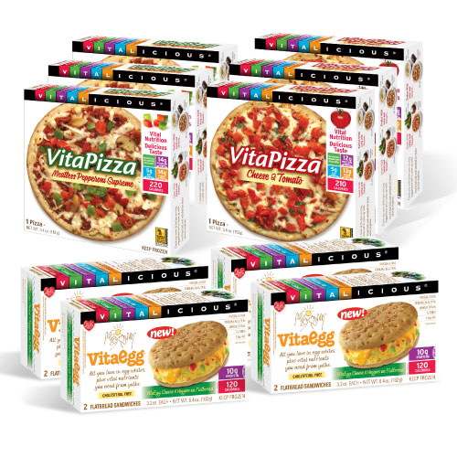 VitaPizza/VitaEgg Bundle