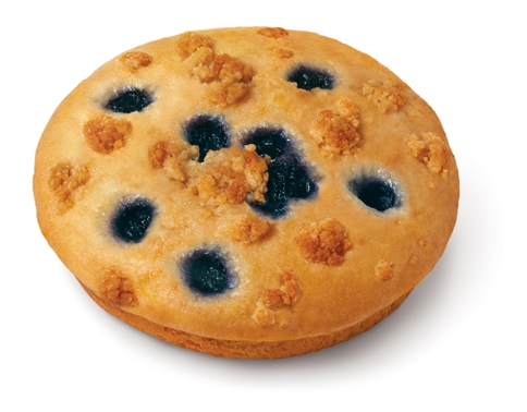 Wild Blueberry VitaTops (24 Muffin Tops)*