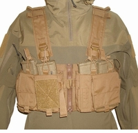 5.56mm Mag Chest Rigs