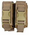 ACU Clearance Specter Gear Modular Double 40mm Grenade Pouch - MOLLE