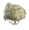 Agilite Mohawk AIR Helmet Cover for Ops-Core FAST