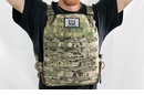 Ares Armor Derma Plate Carrier - Releasable