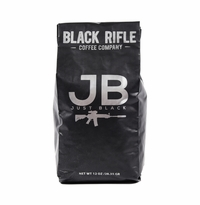 Black Rifle Coffee Just Black