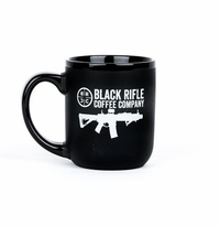 Black Rifle Coffee Logo Mug