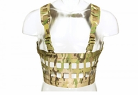 Blue Force Gear RACKminus MOLLE Chest Rig - 12 and 16 Column Models