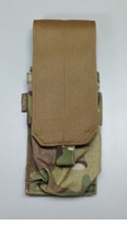 Clearance Velocity Systems Helium Whisper Double M4 Pouch - Rare Item