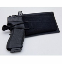 Concealed Carry VELCRO® Brand Hook Backing Holsters and Pouches