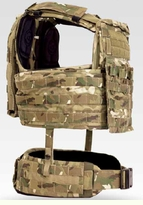 Crye Precision Structural Kinetic Support System StKSS