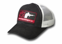 Frank Proctor Way of the Gun Mesh Hat
