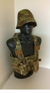 Garage Sale Multicam 215 Gear Chest Rig with ATS Hydration Pack