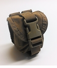 Garage Sale Velocity Systems Frag Pouch Single - MOLLE Back - Coyote - Brand New