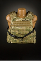 Clearance Hard Point Armor Double Under Sling