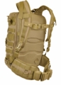 Clearance Hazard 4 Second Front Rotatable Backpack