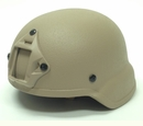High Ground Gear Thrust ACH/MICH Mid-Cut Helmet - 3-Hole Drilled with Shroud (R)