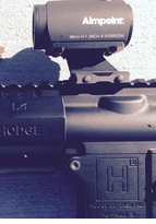 Hodge Defense Aimpoint T-2 Dogbone Mount - Available Soon
