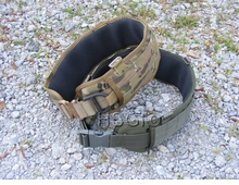 HSGI Sure-Grip Padded Belt