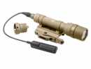 Surefire M620 Ultra Scout Light LED Weaponlight with Swing-Lever Clamp(R)