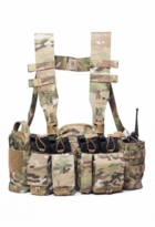 "Mayflower UW Gen VI ""Pusher"" Chest Rig"
