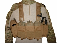 Mayflower Recce Chest Rig (HK417)