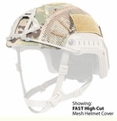 Ops-Core Mesh Helmet Cover for FAST Helmets