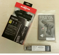 OPT KKM-Raven-Surefire Roland Special Package Deal for Glock 19 (R)