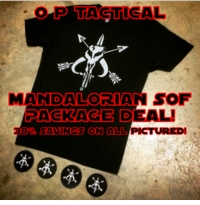 OPT Mandalorian SOF Package Deal!