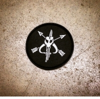 OPT Mandalorian SOF Embroidered Patch