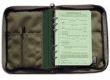 Rite in the Rain Binder With Reference Cards Kit (9201 Kit)  Tan