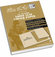 Clearance Rite in the Rain Loose Leaf Copier Paper - 150 Sheets